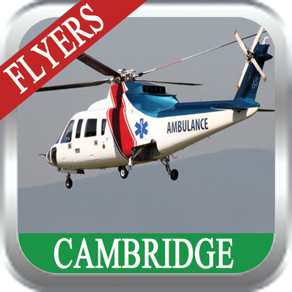Cambridge YLE Flyers (App Store & Play Store)