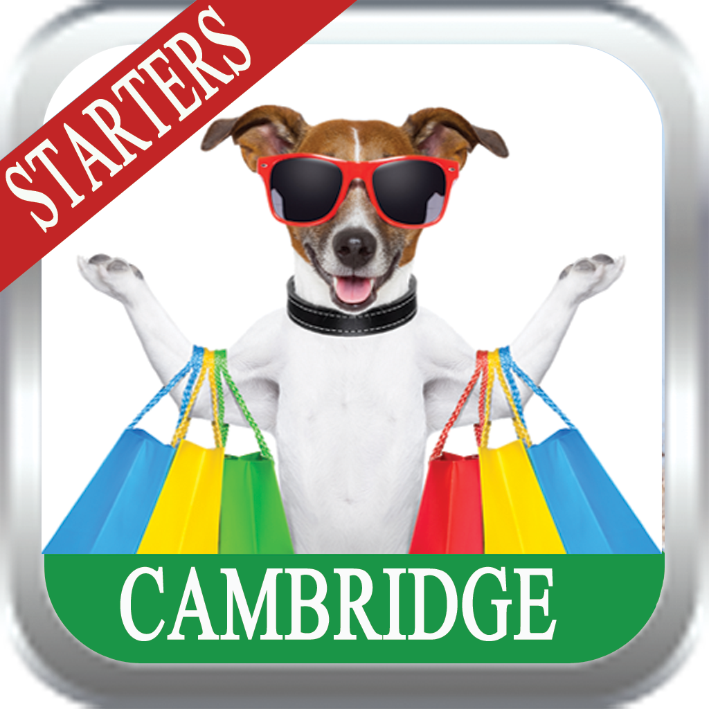 Cambridge YLE Starters (App Store & Play Store)
